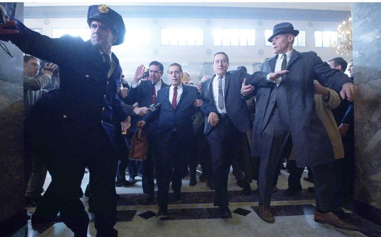 Martin Scorsese reúne a los criminales más poderosos en El irlandés