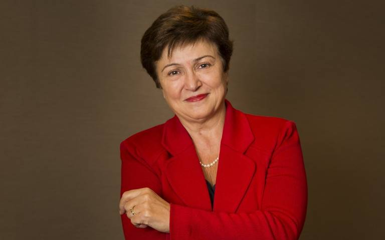 Kristalina Georgieva, nueva directora gerente del FMI
