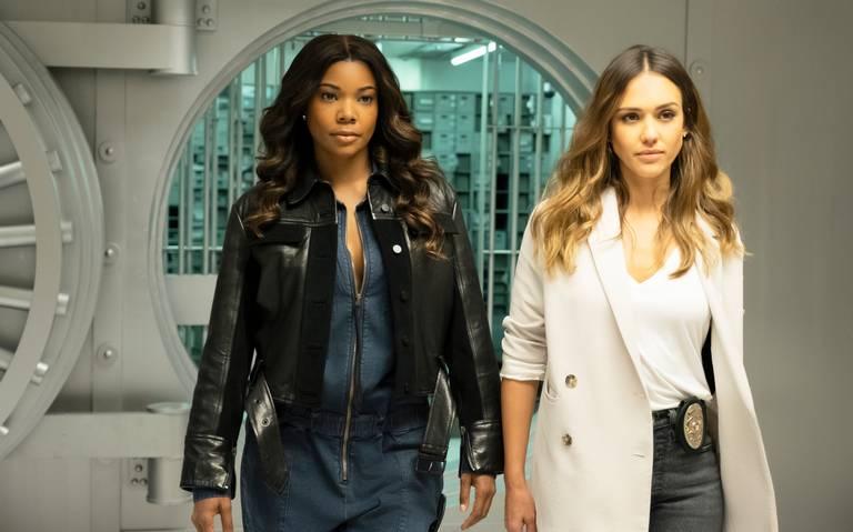 Jessi Alba se convierte en una sexy policía en serie L.A. Finest