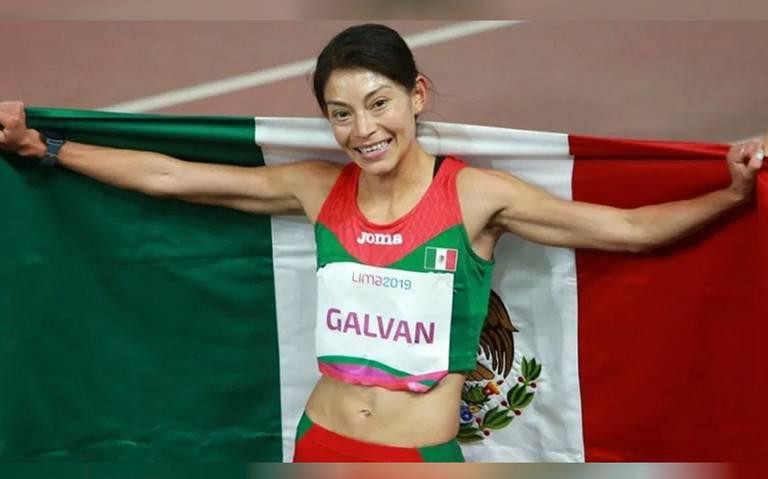 Asaltan a medallista Laura Galván; le roban dinero que recibió del gobierno