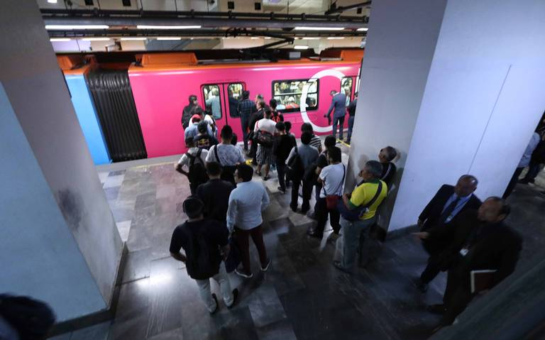 Destinan 117 mdp al cambio de rieles de la Línea 12 del Metro