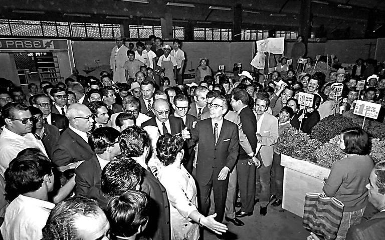 Así fue el primer día en que el Metro abrió sus puertas