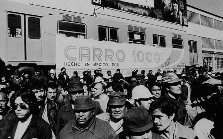 El Metro, 50 años recorriendo las venas de la ciudad