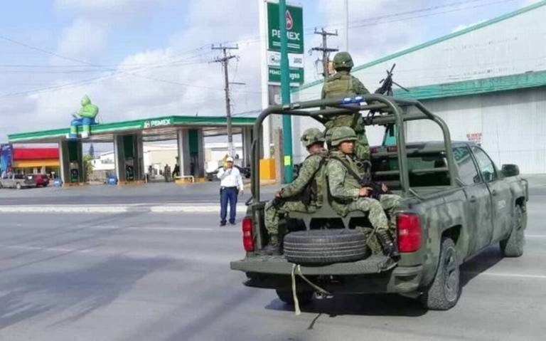 Pemex toma control de suministros a militares