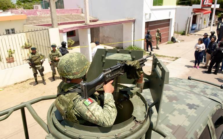 Sedena da luz verde: militares podrán responder ataques