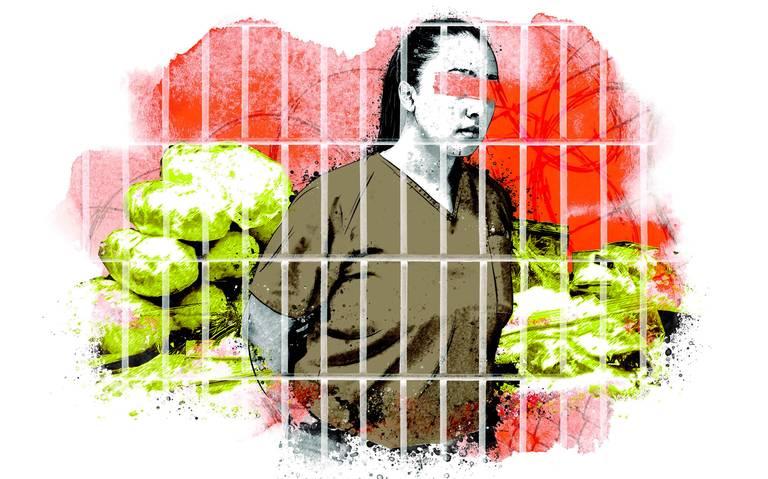 De 2016 a la fecha, detenidas más de 3 mil mujeres por narcotráfico