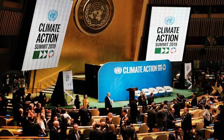 66 países prometen cero emisiones de carbono para para 2050