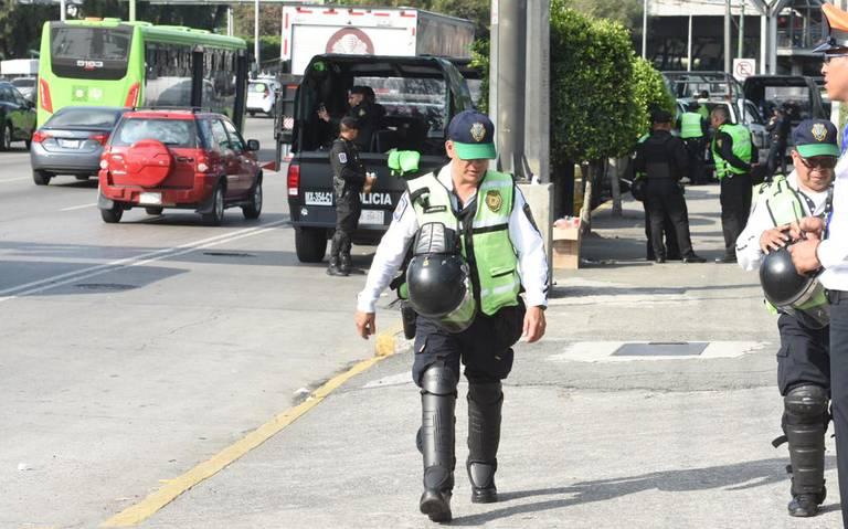 Bajo lupa 64 policías de la CDMX por delito sexual