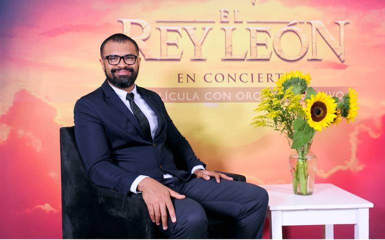 Rodrigo Cadet, listo para sonorizar el live action de El rey león