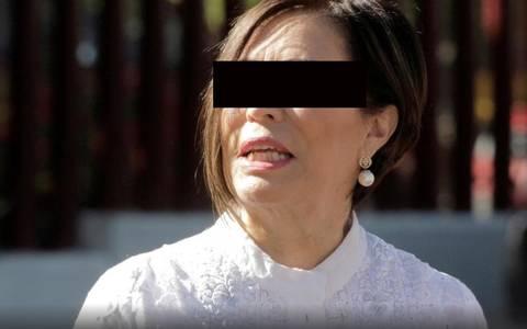 Rosario Robles se queda sin dinero para pagar abogados