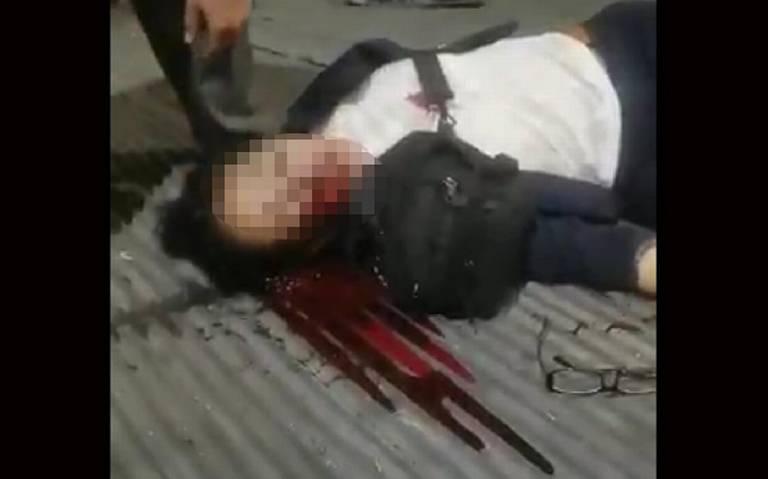 Era judicial de la CDMX la mujer que se suicidio en el IMSS