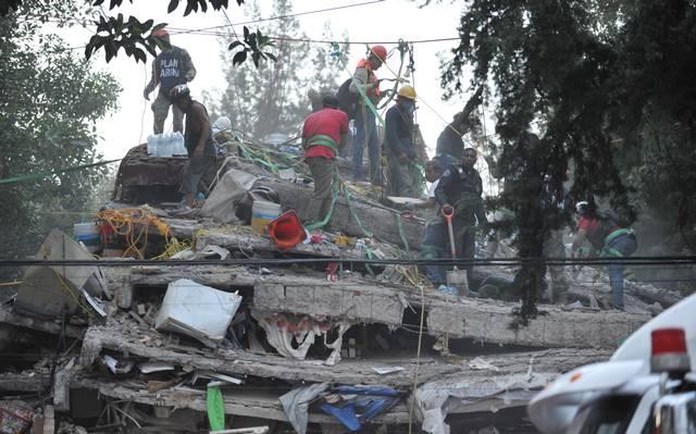 """El apoyo """"secreto"""" para deudos del sismo 19-S"""