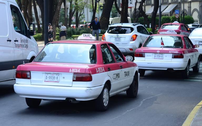 Faltan taxistas por registrarse en padrón de CDMX