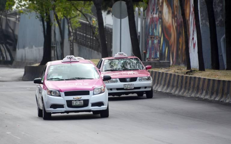 Alistan taxistas otra movilización en la CDMX