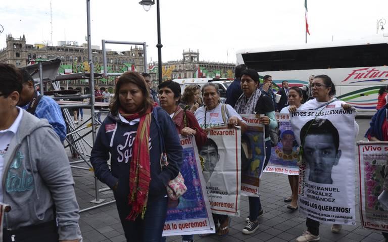 """Caso Ayotzinapa: """"Iniciará de cero"""""""