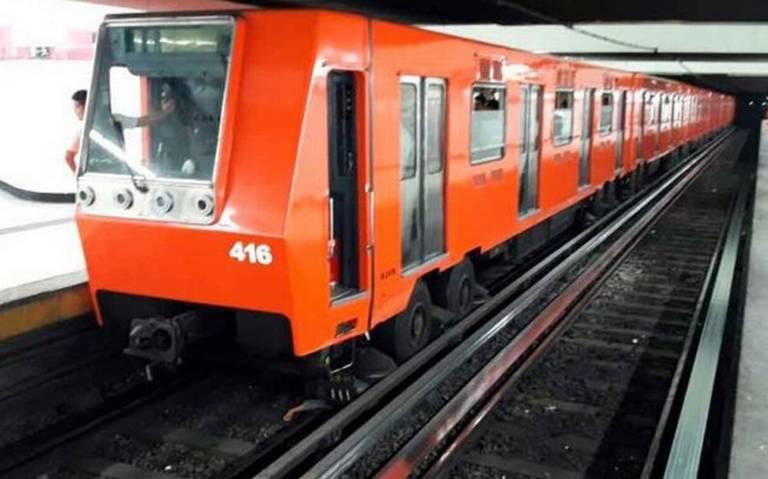 """""""Salvamos vidas"""" evitan 90 suicidios en el Metro: STC"""