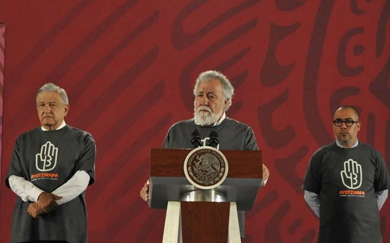Recompensa de 1 millón 500 mil pesos por información sobre caso Iguala: Encinas