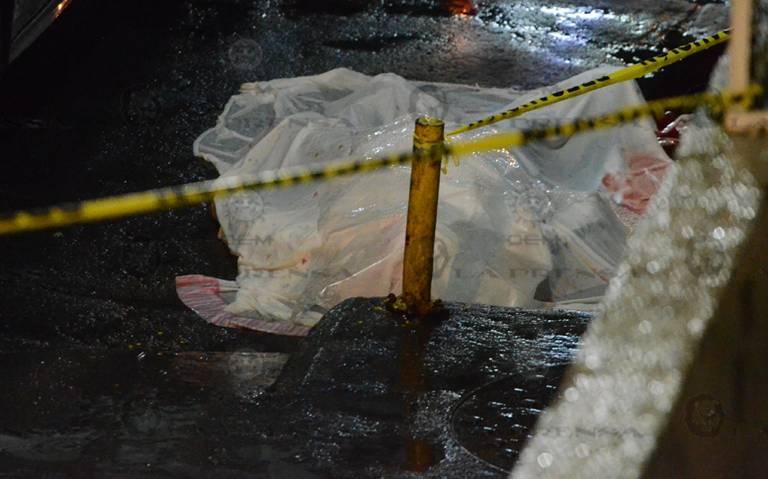 Tiroteo en Álvaro Obregón deja un muerto y una mujer herida
