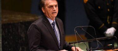 Ante la ONU, Bolsonaro rechaza que el Amazonas sea patrimonio de la humanidad
