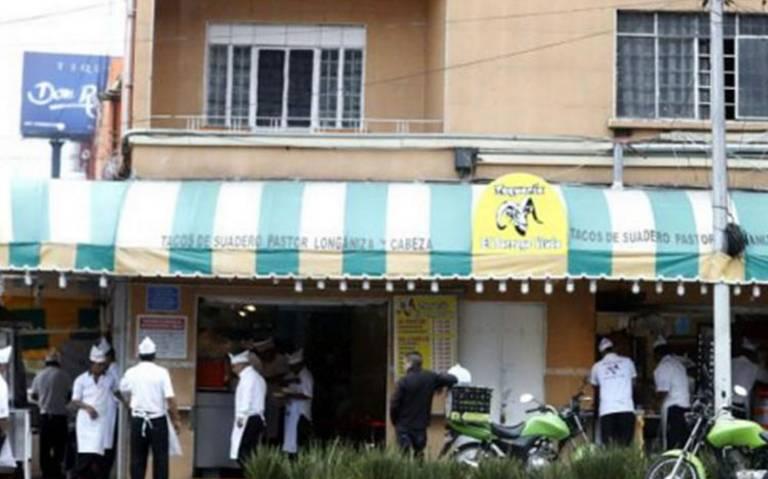 Atacan a balazos a apoderado legal de la taquería El Borrego Viudo en la Roma