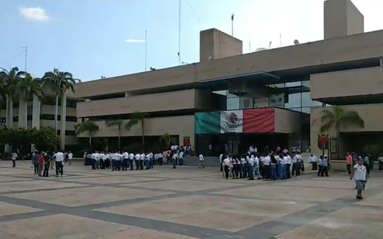 Realizan #MacroSimulacro 2019 en Chiapas