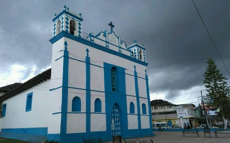 Reporta INAH restaurados 47 templos históricos en Chiapas