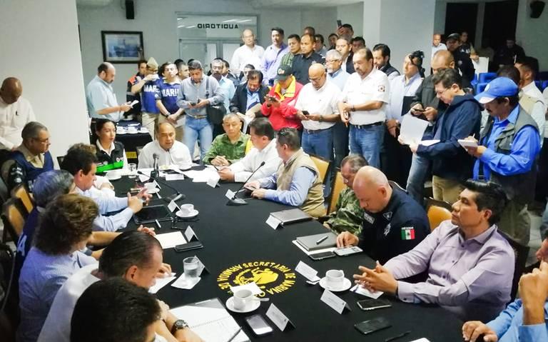 Guerrero pide declaratoria de emergencia para 28 municipios por Narda