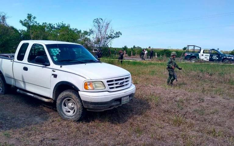 Secuestrados son abandonados y rescatados con vida