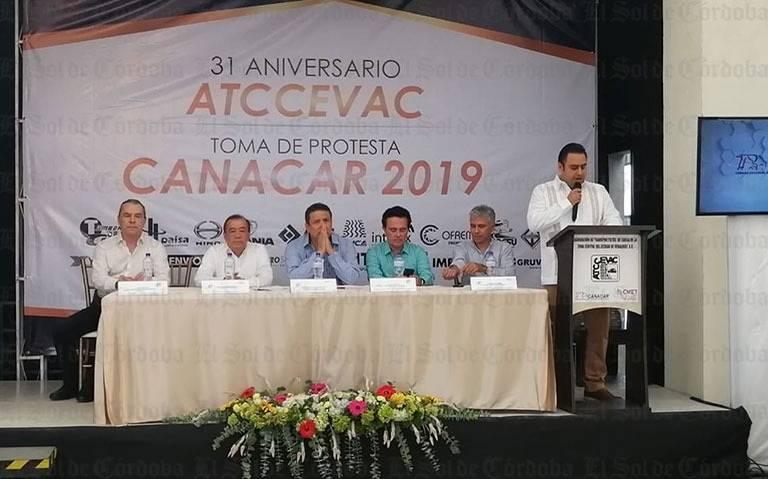 Veracruz el corredor con más robos a camiones: CANACAR