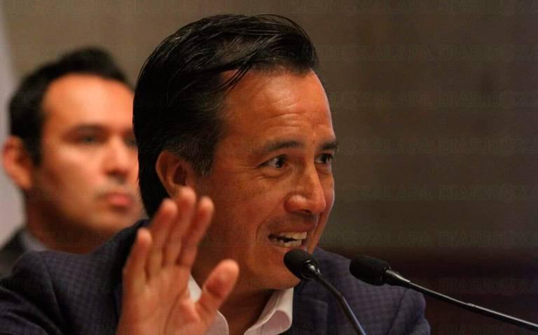 Winckler tiene dos órdenes de aprehensión: Cuitláhuac García