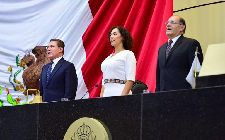 """""""En mi gobierno hay libre expresión"""", dice Aispuro Torres"""
