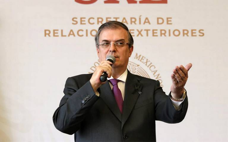 México no es ni aceptará ser tercer país seguro, reitera Ebrard