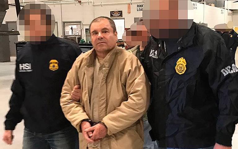 El Chapo desconoce a abogados que promovían amparo contra extradición