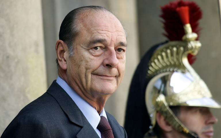 Fallece el expresidente francés Jacques Chirac