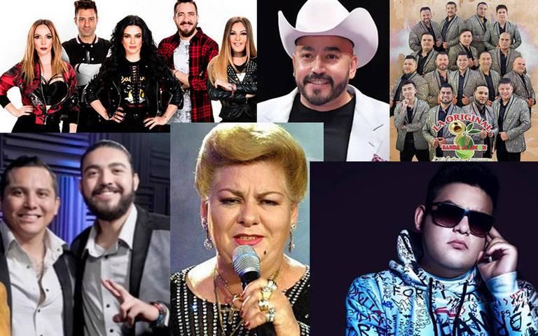 Al ritmo de OV7, La Trakalosa, La Banda Limón y Lupillo Rivera la CDMX dará el grito de Independencia