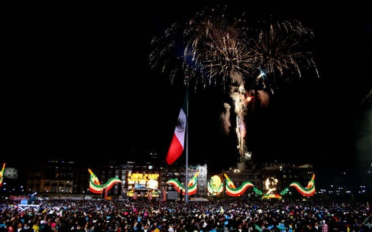 ¡Prepárate! Así serán los festejos del Día de la Independencia en el Zócalo capitalino