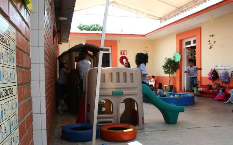 Quita Gobierno alarmas sísmicas a estancias infantiles