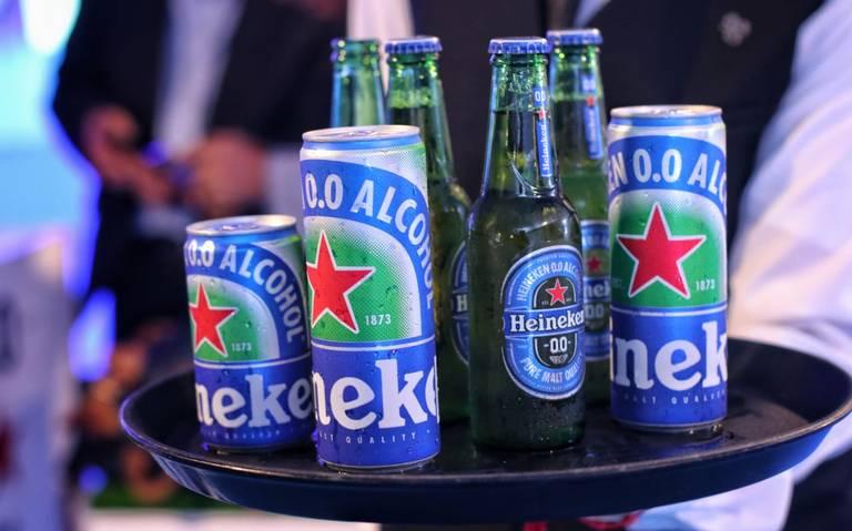 Heineken se enfoca en el mercado sin alcohol