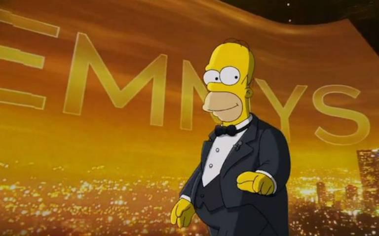¿Homero Simpson casi anima los Emmys?