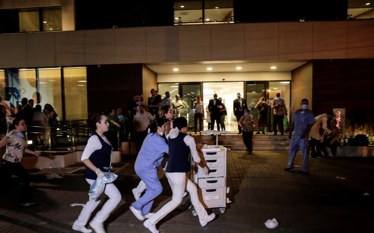 Incendio en hospital deja al menos 10 muertos en Río de Janeiro