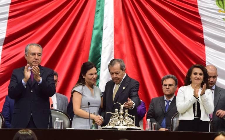 Laura Rojas es la nueva presidenta de la Cámara de Diputados