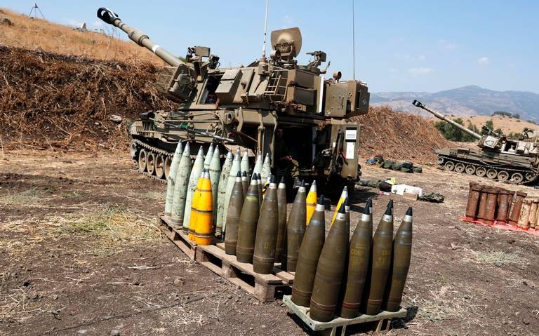 Crecen temores de una guerra Israel-Líbano