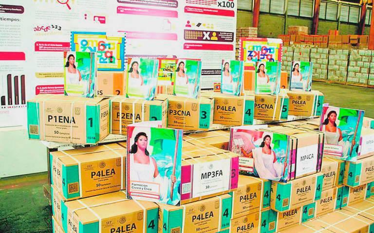 Faltan libros de texto gratuitos en escuelas del país, a un mes de iniciadas las clases