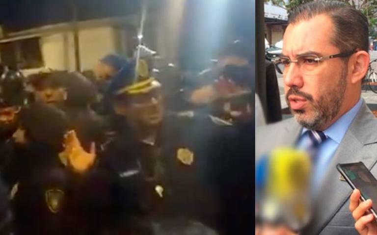 Ladrón de limosnas se salva de ser linchado en Cuajimalpa