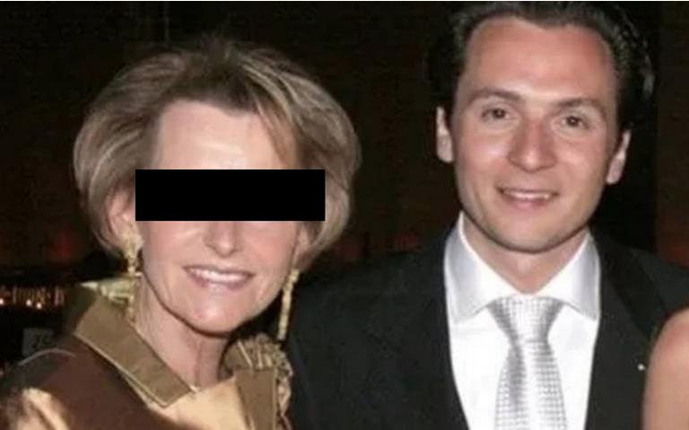 Desechan pruebas que presentó madre de Lozoya contra orden de captura