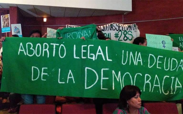 Oaxaca despenaliza el aborto