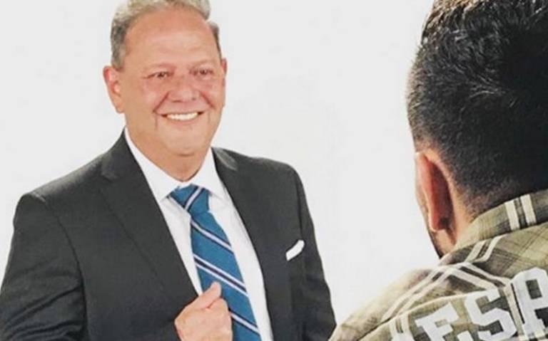 Muere el comentarista deportivo, Mario Castillejos