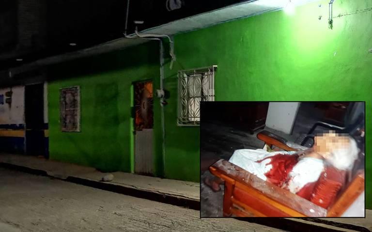 Plomean a mujer de la tercera edad en Iguala, Guerrero