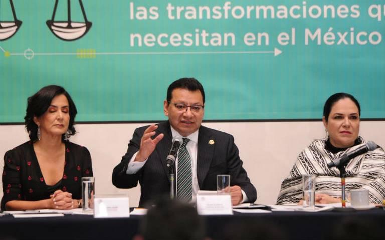 No hay presiones políticas por Ley Bonilla: Tribunal Electoral