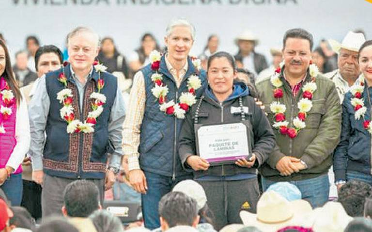 Promueve Edomex vivienda digna para indígenas